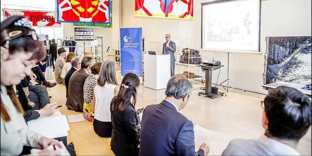 Plus de 600 emplois créés grâce aux investissements étrangers à Bruxelles - La Libre