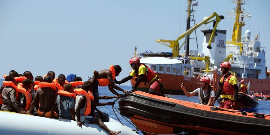Crise migratoire en Italie : diminution de 90 % des arrivées en août