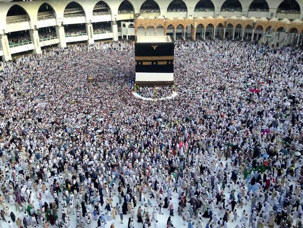 Grand Pelerinage A La Mecque Pourquoi Les Musulmans Tournent Ils