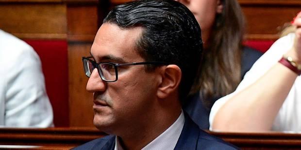 France: un député pro-Macron inculpé après l'agression d'un élu socialiste - La Libre