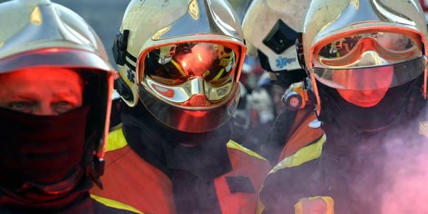 Neder-over-Heembeek: incendie criminel à l'antenne du Logement bruxellois - La Libre