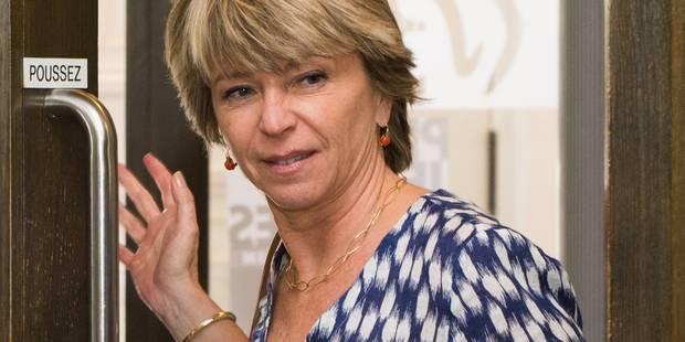 Anne Poutrain rejoint le groupe PS du Parlement wallon - La Libre