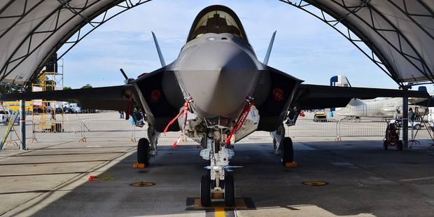 Le retrait de la France de l'appel d'offres ouvre la voie au F-35 - La Libre