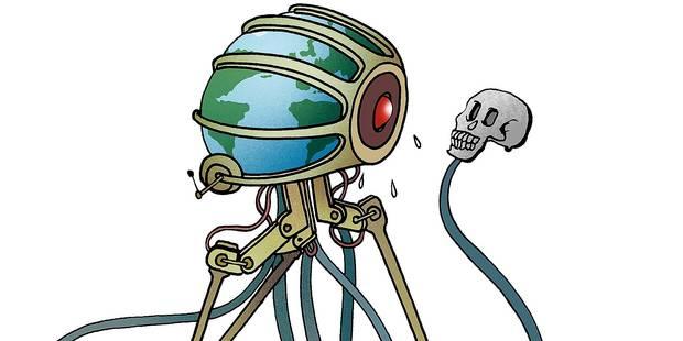 Robots tueurs et fausses pudeurs (OPINION) - La Libre