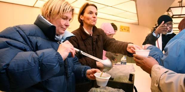 L'Opération Thermos Liège cherche des volontaires - La Libre