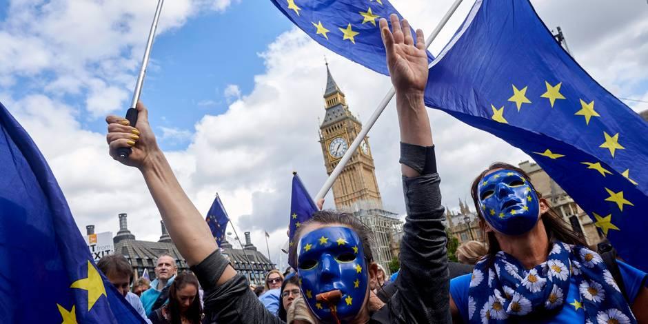 Le Parlement européen se prépare à l'après-Brexit
