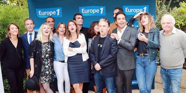 Stopper l'érosion de l'audience, l'enjeu d'Europe 1 - La Libre