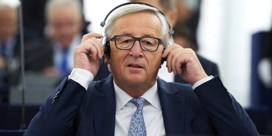Edito : Juncker est fidèle à son idéal européen - La Libre