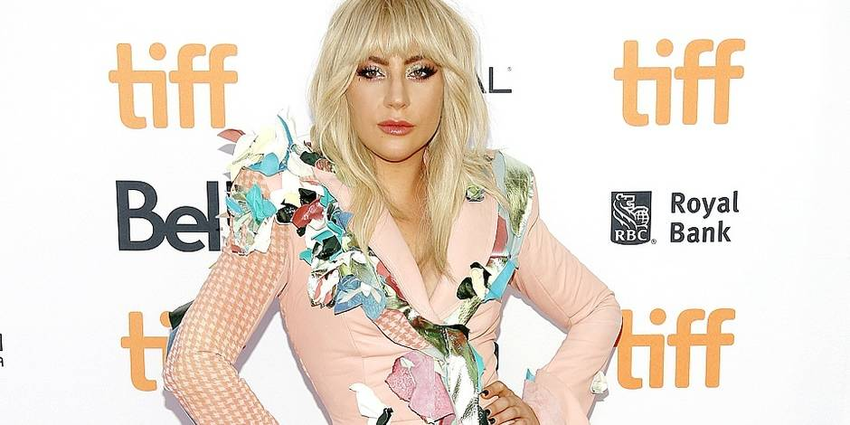 Lady Gaga attending the 'Gaga: Five Foot Two' premiere during the 42nd Toronto International Film Festival at Princess Of Wales Theatre on September 08, 2017 in Toronto, Canada | usage worldwide Reporters / DPA