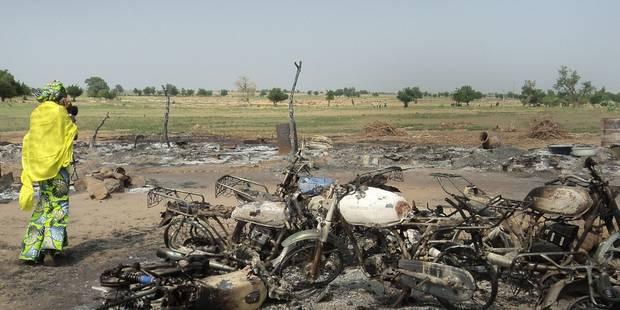Nigeria: Un triple attentat-suicide de Boko Haram fait au moins 15 morts dans un camp de déplacés - La Libre