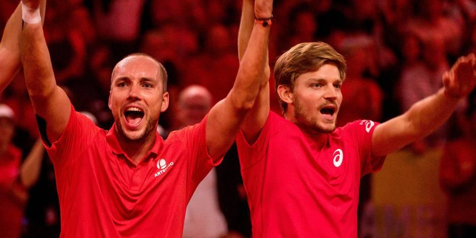 Coupe Davis: la finale France-Belgique se jouera à Lille sur surface dure