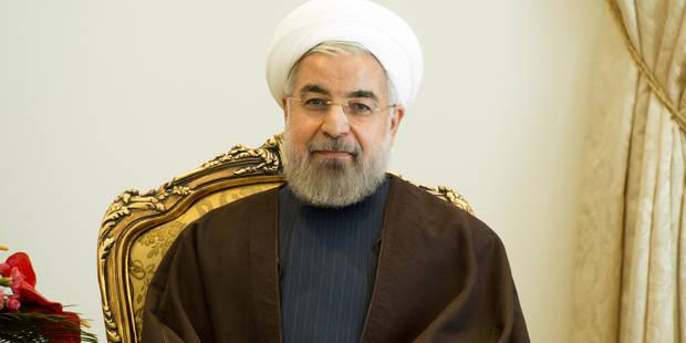 Plus personne ne fera confiance aux USA s'ils sortent de l'accord nucléaire, dit Rohani - La Libre