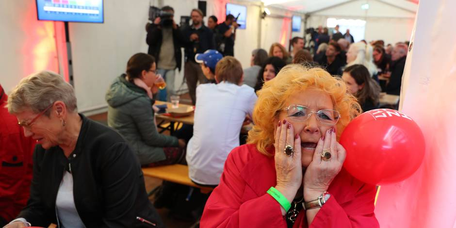 Edito: L'Allemagne n'était pas immunisée contre l'extrême droite (INFOGRAPHIE) - La Libre