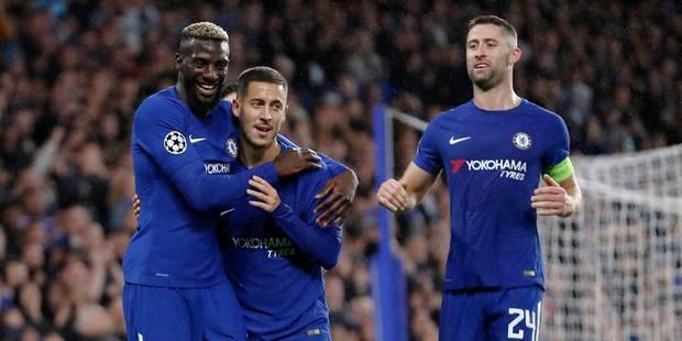 Fabregas, Eriksen, Benteke: découvrez le joueur idéal selon Eden Hazard - La Libre