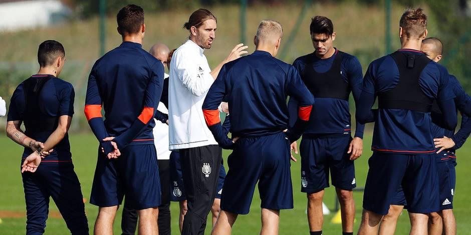 """Frutos avant le choc face au Celtic en C1: """"On va aller chercher cette victoire"""""""