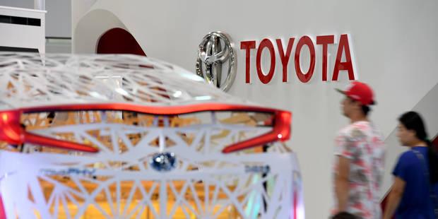 Toyota, Mazda et Denso créent une nouvelle société pour les véhicules électriques - La Libre
