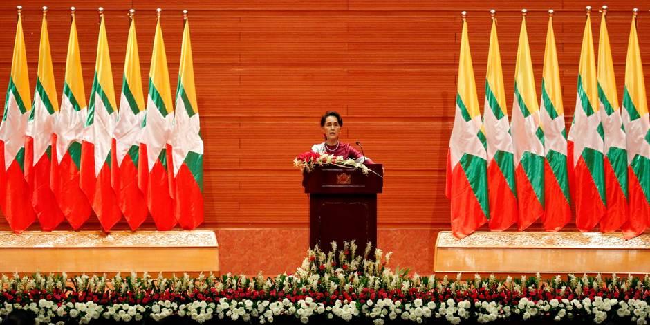 Une déception nommée Aung San Suu Kyi (OPINION)