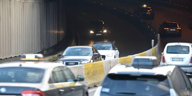 Les véhicules les plus polluants seront bannis de Bruxelles à partir de l'an prochain - La Libre
