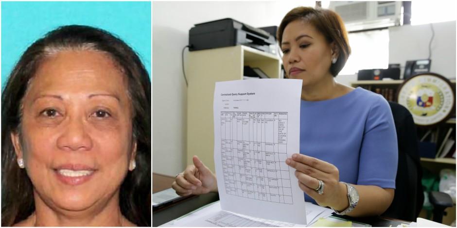 Marilou Danley, compagne du mystérieux tueur de Las Vegas