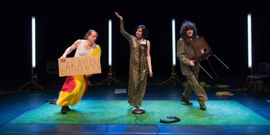Le Kaai fête ses 40 ans et s'offre une nouvelle salle (EVOCATION) - La Libre