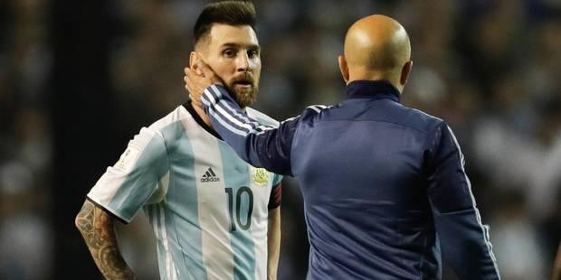 L'Argentine de Messi devra sortir sa calculette pour se qualifier pour la Coupe du Monde: tous les scénarios possibles -...