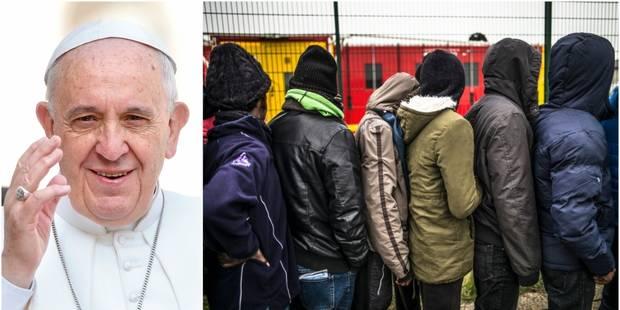 Le Pape veut-il que des terroristes utilisent les voies de l'immigration? (OPINION) - La Libre
