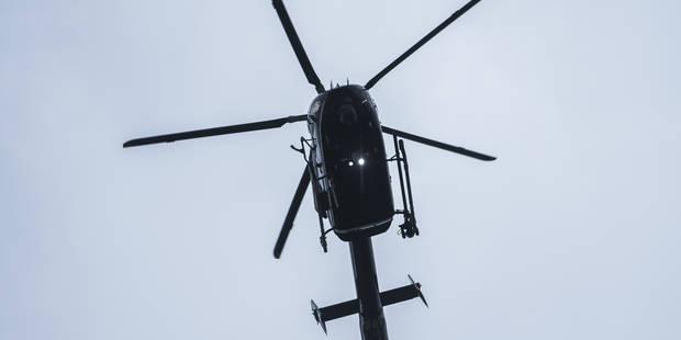 Ce que l'on sait sur l'accident d'hélicoptère qui s'est produit à Temploux - La Libre