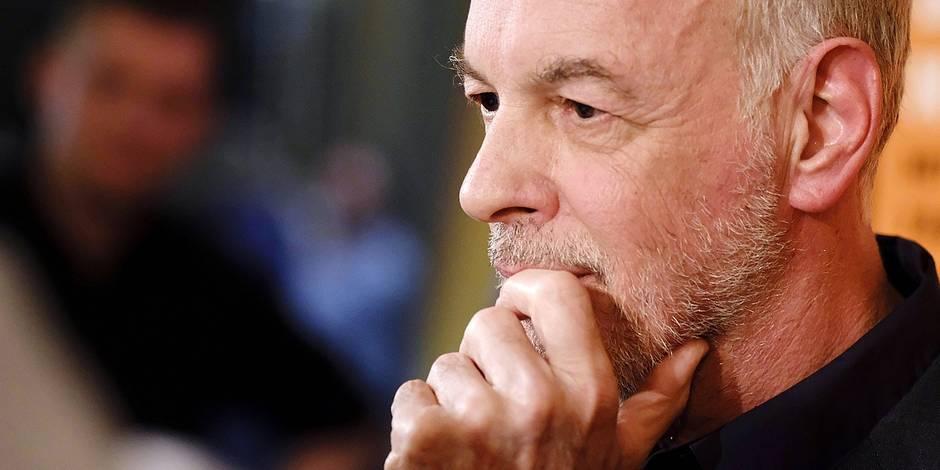 Regisseur Philippe Van Leeuw im RadioEins Berlinale Nighttalk aus der XXLounge anlässlich der 67 Be