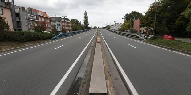 Le viaduc Herrmann-Debroux rouvert à la circulation - La Libre