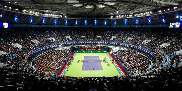 Tennis: Shanghai tout proche de changer le paysage du circuit ATP - La Libre