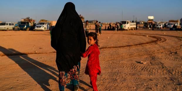 Lutte contre l'Etat islamique: un convoi quittera Raqa ce samedi après un accord d'évacuation - La Libre
