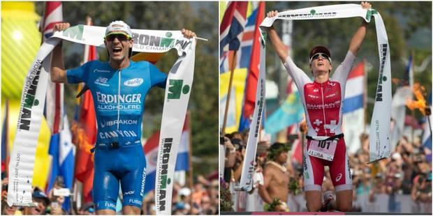 Ironman d'Hawaï : Patrick Lange bat le record et Daniela Ryf s'offre le triplé - La Libre