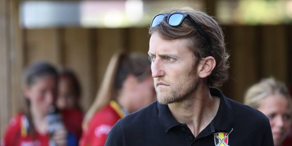 Hockey: Xavier Reckinger nommé coach principal de l'équipe féminine d'Allemagne