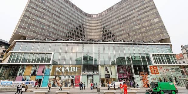 The Mint, un nouveau centre commercial en plein coeur de Bruxelles - La Libre