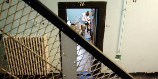 Les détenus belges sont en mauvaise santé - La Libre