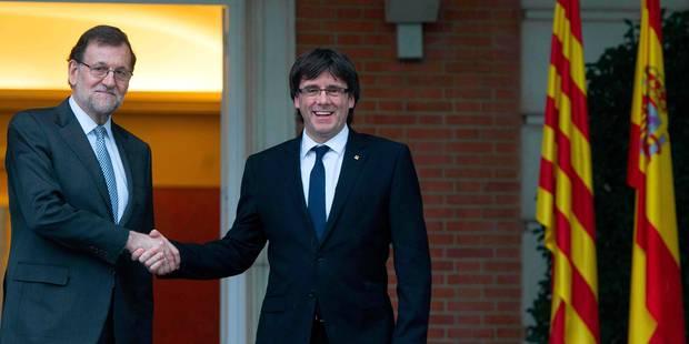 Le gouvernement espagnol annonce la dissolution du gouvernement catalan et des élections régionales dans les six mois - ...