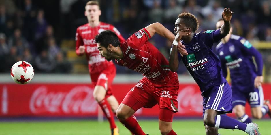 Anderlecht - Zulte Waregem 0-0 (DIRECT)
