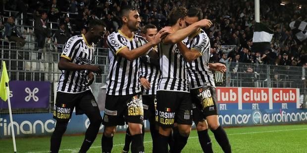 Pro League: contre La Gantoise, Charleroi accroche sa seule victoire en octobre (2-1) - La Libre