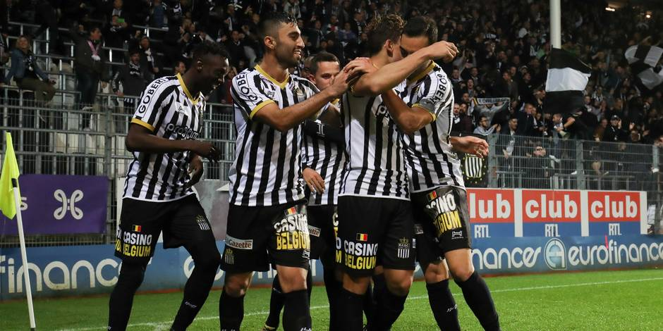 Pro League: contre La Gantoise, Charleroi accroche sa seule victoire en octobre (2-1)