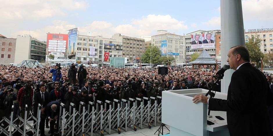 Turquie: arrestation de 49 membres présumés de l'EI
