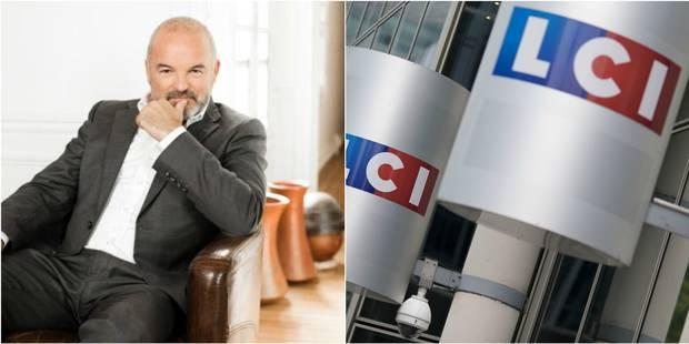 Le directeur de la rédaction de LCI visé par une plainte pour harcèlement sexuel - La Libre