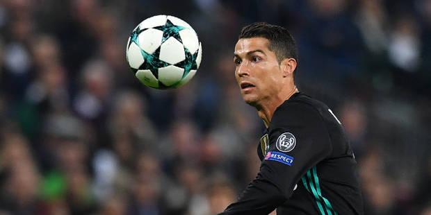 Ligue des Champions: Cristiano Ronaldo de plus en plus seul en tête des buteurs - La Libre