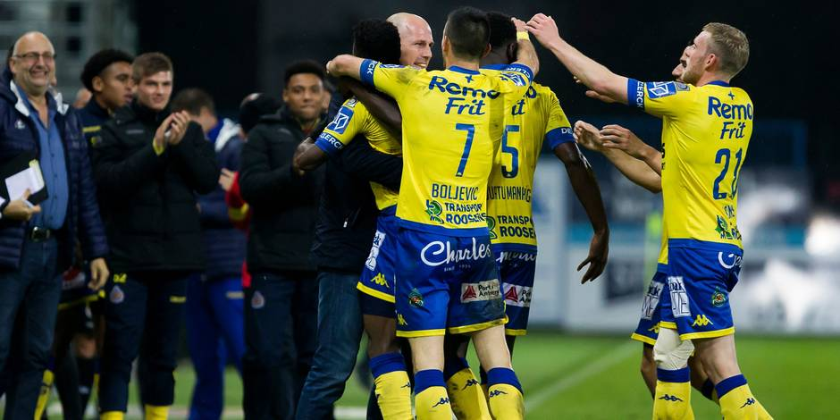 Waasland-Mouscron: 2-0 (DIRECT)