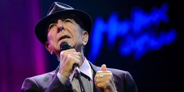 Un an après, Montréal pleure et célèbre Leonard Cohen - La Libre