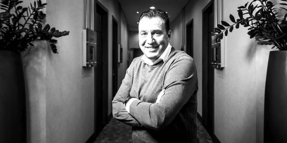 """Marc Wilmots se confie : """"Je n'ai pas de leçons à recevoir"""" - La Libre"""