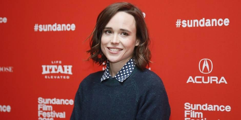 """Ellen Page se confie sur le harcèlement qu'elle a subi: """"Tu devrais la baiser pour qu'elle réalise qu'elle est gay"""""""