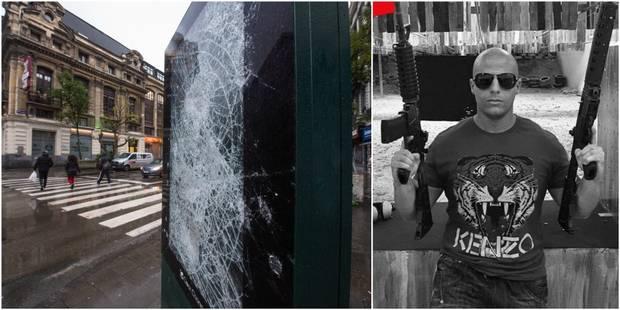 Le rappeur Benlabel arrêté dans le cadre des émeutes à Bruxelles - La Libre