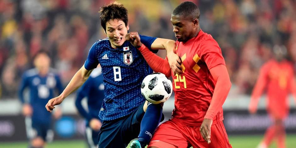 Tactique, record: le match face au Japon en questions - La Libre