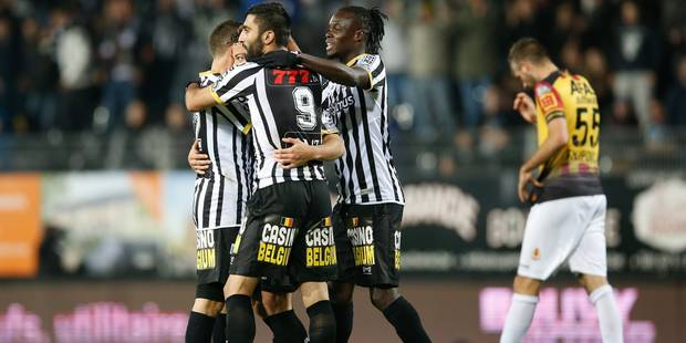 Charleroi bat Malines et remercie Rezaei (2-0) - La Libre
