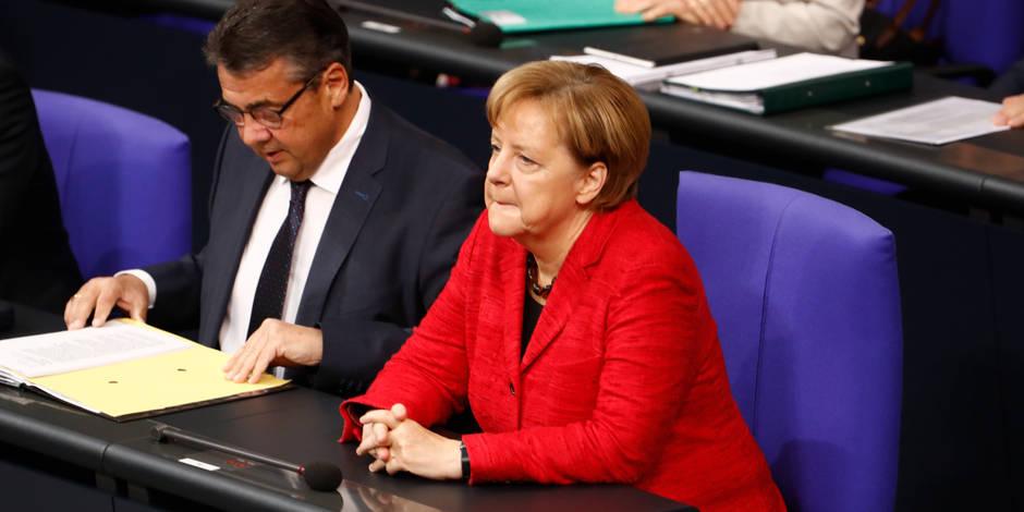 """Merkel en difficulté: """"L'Union européenne ne peut pas avancer sans Berlin"""" (ENTRETIEN)"""